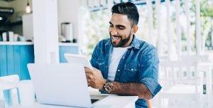 Positive online content